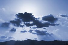 Free Storm Clouds Stock Photography - 8432792