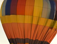 Free Translucent Hot Air Balloon Royalty Free Stock Images - 8433139
