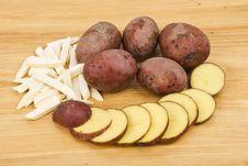 Free Potato Stock Photography - 8433432