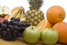 Free Fresh Fruits Royalty Free Stock Images - 8433499