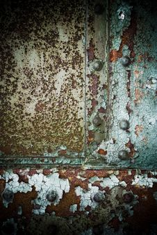 Free Decayed Iron Texture 7 Stock Photo - 8433570