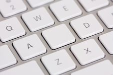 Free Make Your Own Keyboard Key Royalty Free Stock Photo - 8433625