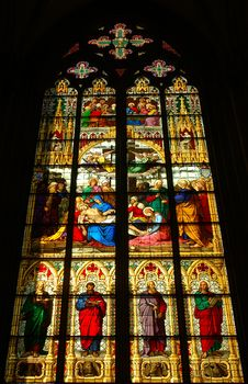 Free Stained Glass Stock Photo - 8434350