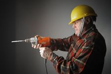 Free Drill Stock Photography - 8434792