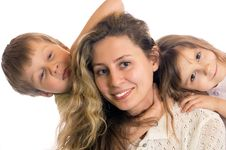 Free Family Royalty Free Stock Photography - 8435477