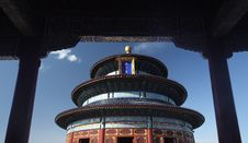 Free Temple Of Heaven Stock Images - 8435694