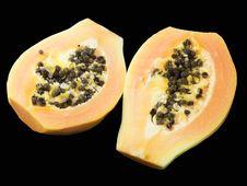 Free Papaya Stock Photography - 8435962