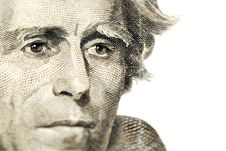 Free Portrait Of Former President Andrew Jackson Stock Photography - 8436152