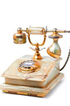 Free Retro Phone Stock Photography - 8436622