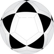 Free Soccer Ball Stock Images - 8437074