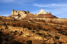 Free San Rafael Swell Royalty Free Stock Photography - 8437127