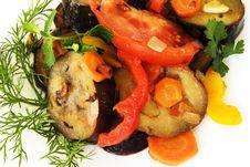 Free Eggplant,aubergine Stock Photos - 8437843