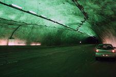 Free Green Tunnel Stock Photos - 8437973