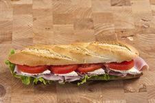 Free Sandwich Royalty Free Stock Photos - 8439278