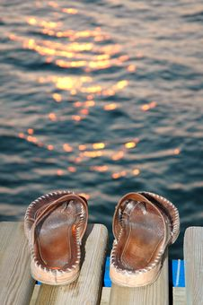 Free Seaside Solitude Stock Photos - 8439623