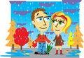 Free Sweethearts Stock Photos - 8446503