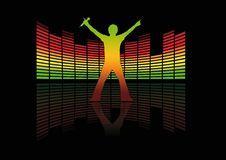 Free Singer Royalty Free Stock Image - 8441136
