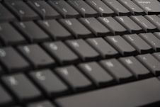 Free Computer Keyboard Selective Focus Stock Images - 8441404
