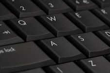 Free Computer Keyboard Selective Focus Stock Photos - 8441463