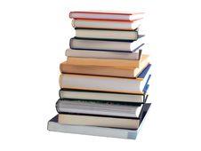 Free Heap Of Books Royalty Free Stock Photo - 8442035