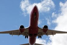Free Airplane Stock Photography - 8443192
