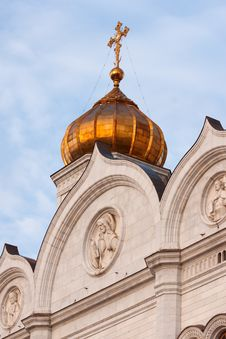 Free Cathedral Of Christ The Savior Royalty Free Stock Images - 8443509