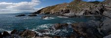 Free Rocky Panoramic Ocean View Royalty Free Stock Photos - 8444138