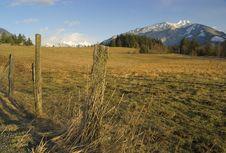 Free Mountainous Rural Scene Stock Photos - 8444243