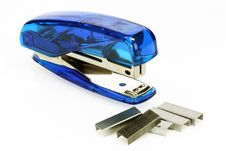 Free Office Stapler Stock Photo - 8444660