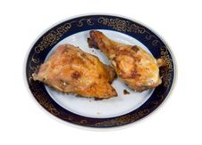 Free Fried Chicken 1 Stock Photography - 8446042