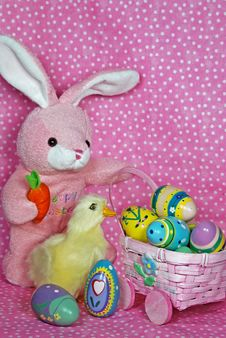 Free Easter Pals Royalty Free Stock Image - 8446056