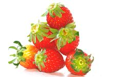 Free Strawberry Series 24 Royalty Free Stock Photography - 8446357