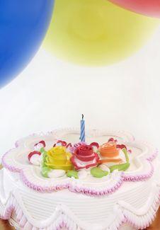 Free Cake Stock Image - 8446641