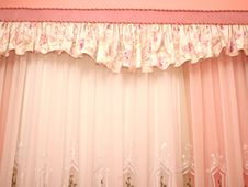 Free Curtains Stock Photography - 8447272