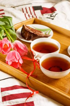 Free Morning Tea Stock Images - 8448074
