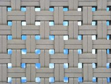 Free Cement Fence. Stock Images - 8448734
