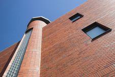 Free Brick Stone Building Stock Photo - 8448860