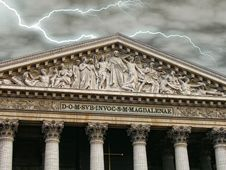 La Madeleine, Paris Stock Photos