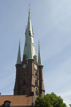 Free A Church Steeple Stock Photo - 8449190