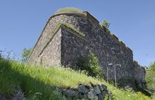 Free Fort On A Hill Royalty Free Stock Photos - 8449218