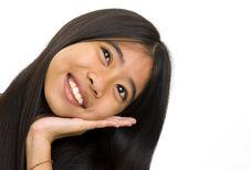 Free Beautiful Asian Teeny Stock Images - 8449844