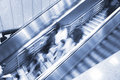 Free Escalator Royalty Free Stock Images - 8452769