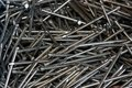 Free Steel Nails Stock Image - 8453621