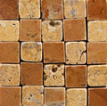 Free Small Ceramic Stone  Brick Tiled Background Royalty Free Stock Image - 8453766