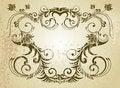 Free Vintage Frame Royalty Free Stock Photos - 8456038