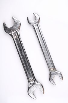 Free Wrenches Stock Images - 8450064