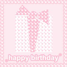 Free Happy Birthday Stock Images - 8450464