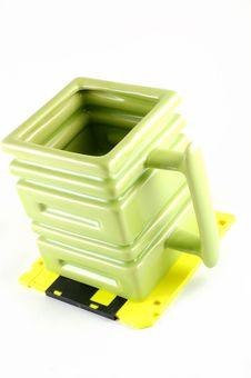 Free Square Mug Stock Image - 8450551