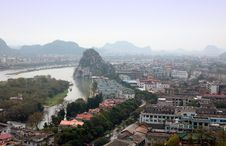 Free Guilin Landscapes Royalty Free Stock Photo - 8451575