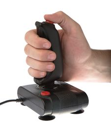 Free Joystick Royalty Free Stock Photography - 8451657